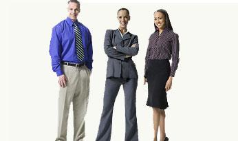 Professionelle konsulenter