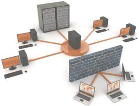 Virksomheds IT Services
